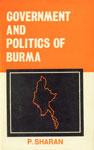 Government and Politics of Burma 1st Edition