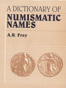A Dictionary of Numismatics Names,8186050817,9788186050811