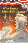 Who Broke Lincoln's Thumb?,0375825584,9780375825583