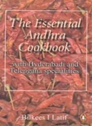 Essential Andhra Cookbook with Hyderabadi and.... With Hyder b di nd Teleng n Speci lities,0140271848,9780140271843