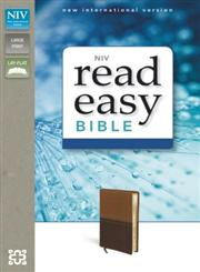 NIV Read Easy Bible,0310423082,9780310423089