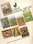 ICRISAT :  Annual Report - 1975-76