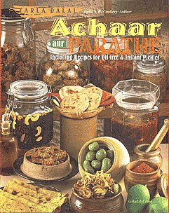 Achaar Aur Parathe Including Recipes for Oil Free and Instant Pickles 5th Printing,8186469540,9788186469545