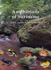 Amphibians of Suriname,9004207996,9789004207998