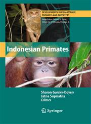 Indonesian Primates,1441915591,9781441915597