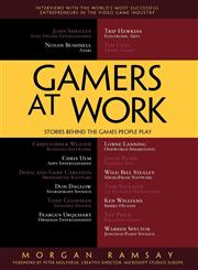 Gamers at Work Stories Behind the Games People Play,1430233516,9781430233510