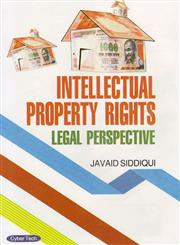 Intellectual Property Rights Legal Perspective,8178848511,9788178848518