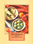 Desi Khana The Best of Indian Vegetarian Cooking 16th Printing,8186469001,9788186469002