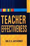 Teacher Effectiveness,9331318170,9789331318176