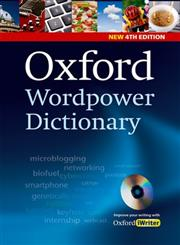 Oxford WordPower Dictionary,0194398234,9780194398237