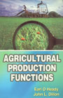 Agricultural Production Functions,8170961297,9788170961291