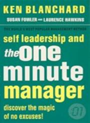 Self Leadership and the One Minute Manager,0007252064,9780007252060