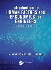 Introduction to Human Factors and Ergonomics for Engineers 2nd Edition,1439853940,9781439853948
