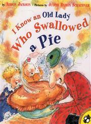 I Know an Old Lady who Swallowed a Pie,0140565957,9780140565959