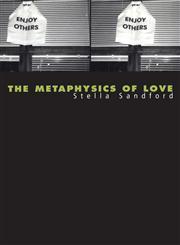 Metaphysics of Love Gender and Transcendence in Levinas,0485115662,9780485115666