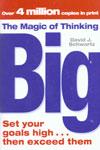 The Magic of Thinking Big,1416511555,9781416511557