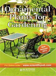 Ornamental Plants for Gardening,8172338309,9788172338305