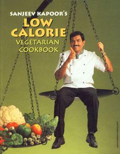 Low Calorie Vegetarian Cookbook 8th Reprint,8171548881,9788171548880