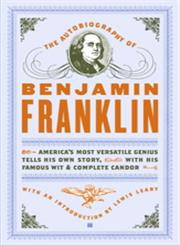 The Autobiography of Benjamin Franklin,0743255062,9780743255066