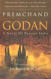 Godan A Novel of Peasant India 24th Jaico Impression,8172242190,9788172242190