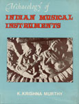 Archaeology of Indian Musical Instruments,8175740116,9788175740112