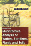 Principles in the Quantitative Analysis of Waters, Fertilizers, Plants and Soils