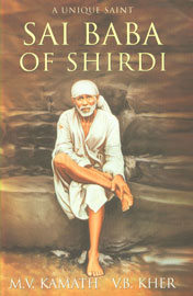 Sai Baba of Shirdi A Unique Saint,8172240309,9788172240301