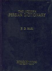 The Modern Persian Dictionary Persian-Urdu-English 6th Edition,8171510744,9788171510740