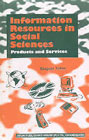 Information Resources in Social Sciences Products and Services,8180480186,9788180480188