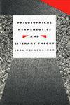 Philosophical Hermeneutics and Literary Theory,0300047851,9780300047851