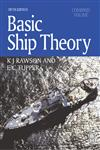 Basic Ship Theory, Combined Volume 5th Edition,0750653981,9780750653985