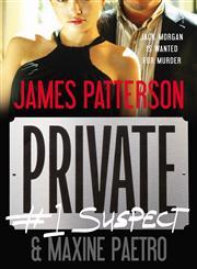 Private #1 Suspect 1st Edition,0316097403,9780316097406