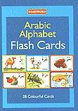 Arabic Alphabet Flash Cards 28 Colourful Cards,8178985551,9788178985558
