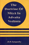 The Doctrine of Maya in Advaita Vedanta 1st Published,8185094543,9788185094540