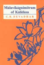 Malavikagnimitram of Kalidasa,8120802217,9788120802216