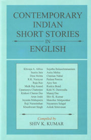 Contemporary Indian Short Stories in English,8172010591,9788172010591
