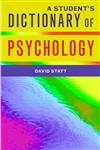 A Student's Dictionary of Psychology 1st Indian Reprint,1841693421,9781841693422