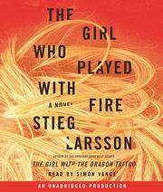The Girl Who Played with Fire 1st Reprint Edition,030745455X,9780307454553