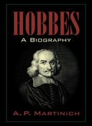 Hobbes A Biography,0521039347,9780521039345