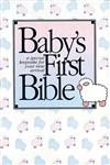 Baby's First Bible A special keepsake for your new arrival,0840701772,9780840701770