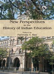 New Perspectives in the History of Indian Education,8125051252,9788125051251