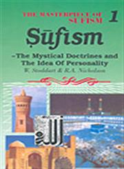Sufism The Mystical Doctrines and the Idea of Personality,8174351426,9788174351425