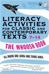 Literacy Activities for Classic and Contemporary Texts 7-14 The Whoosh Book 1st Edition,0415811783,9780415811781