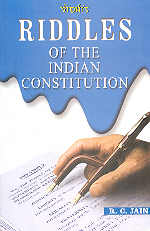 Vidhi's Riddles of the Indian Constitution A People Should have Freedom of Speech and Conscience and the Prudence Never to Practice Either of These,8187310545,9788187310549