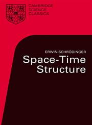 Space-Time Structure,0521315204,9780521315203