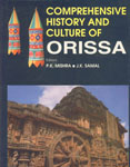 Comprehensive History and Culture of Orissa 2 Vols. in 4 Parts,8174790128,9788174790125