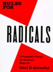 Rules for Radicals,0679721134,9780679721130