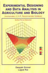 Experimental Designing and Data Analysis in Agriculture and Biology,8183211542,9788183211543