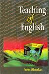 Teaching of English,8176484113,9788176484114