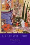 A Year with Rumi Daily Readings,006084597X,9780060845971